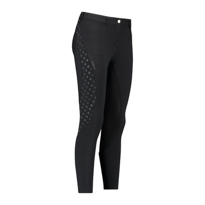 Eurostar Victory Ladies Breeches - Black