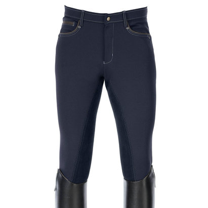 Eurostar Phil Full Seat Mens Breeches - Navy