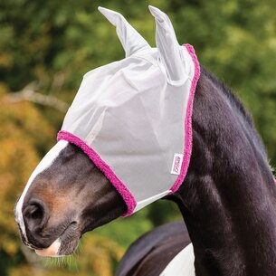 Amigo Fly Mask with Ears