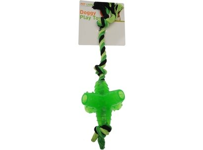 Winners Dog Toy with Rubber Star