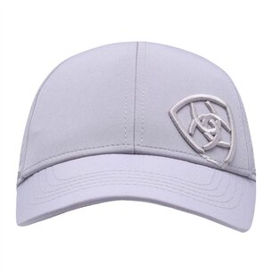 Ariat Tri Factor Cap - Silver Grey