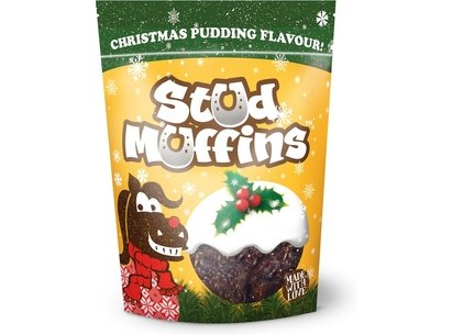 Stud Muffins Stud Muffin Christmas Pudding