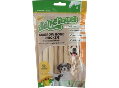 Smart Choice World of Pets Marrow Bone Chicken Flavoured Rolls