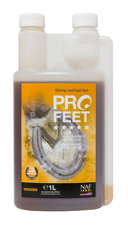 NAF Five Star Pro Feet Liquid