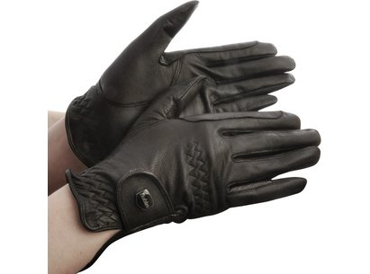 Dublin Show Gloves - Black