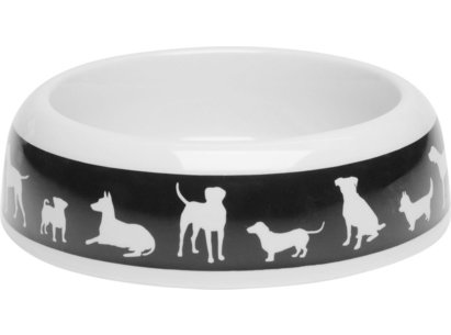 Smart Choice Dogbowl Assrt 18cm 91