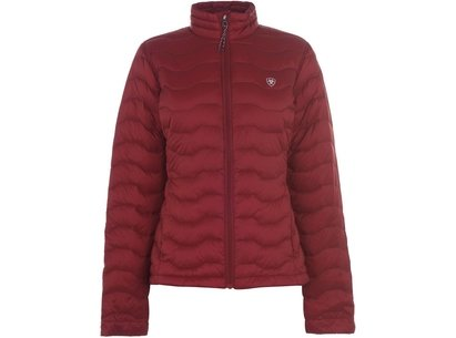Ariat Ideal 3.0 Down Ladies Jacket - Laylow Red