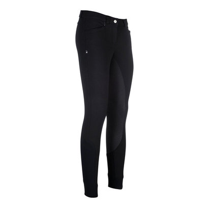 Eurostar Carina Ladies Full Grip Breeches - Black