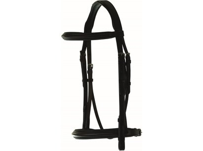 Hy Deluxe Padded Cavesson Bridle