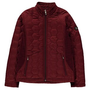 Ariat Volt Padded Junior Jacket - Grapewine