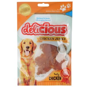 Smart Choice World of Pets Chicken Jerky