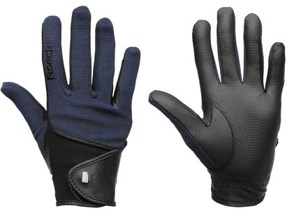 Roeckl Madison Junior Gloves - Navy