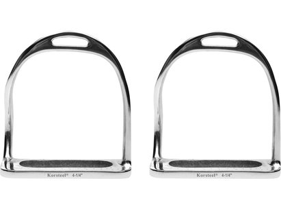 Korsteel Stainless Steel Safety Stirrup Irons