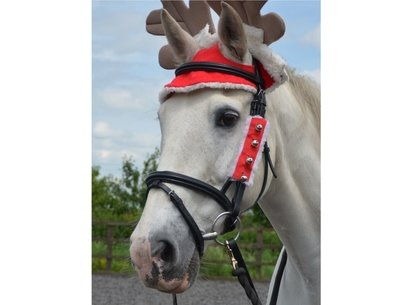 Battles Christmas Jingle Bell Bridle Set
