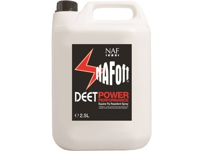 NAF Off Deet Power Performance Insect Repellent