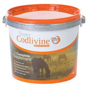 Super Codlivine Complete Supplement 2.5Kg