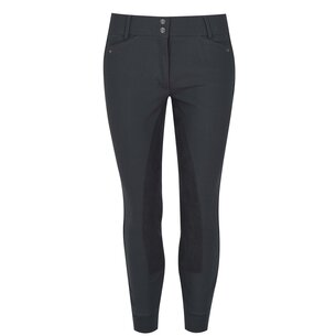 Ariat Heritage Elite Full Seat Ladies Breeches - Grey