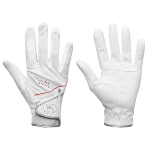 Roeckl Madrid Gloves - White