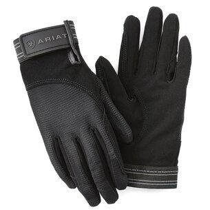 Ariat Air Grip Riding Gloves - Black