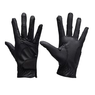 Just Togs Olympia Ladies Gloves - Black