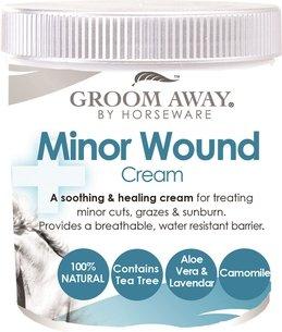 Groom Away Minor Wound Cream
