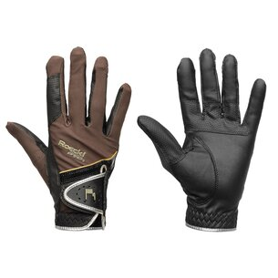 Roeckl Madrid Gloves - Mocha