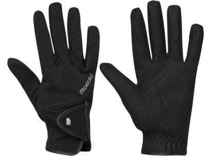 Roeckl Milano Riding Gloves - Black
