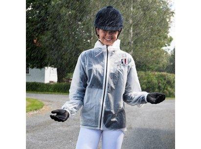 Kingsland Classic Transparent Rain Jacket
