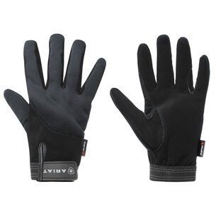 Ariat Insulated Tek Grip Gloves - Black