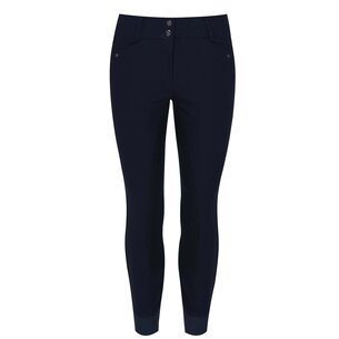 Ariat Heritage Elite Full Seat Ladies Breeches - Navy