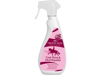 Groom Away Coat Shine and Mud Repeller