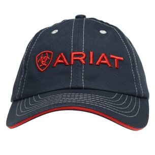 Ariat Team II Cap - Navy/Red