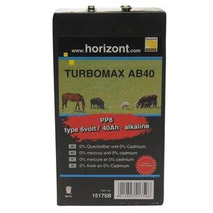 Horizont 6volt 40Ah PP8 Battery