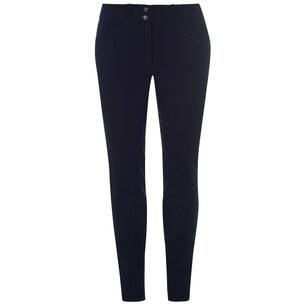 Ariat Ranier Full Grip Ladies Breeches - Black