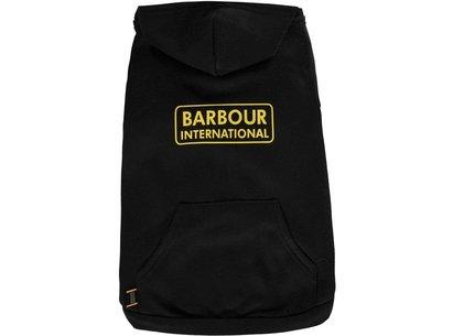 Barbour International Hood Dog Coat Sn94