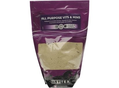 Nettex All Purpose Vits and Mins Pouch