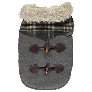 Smart Choice Fur Fleece Dog Coat
