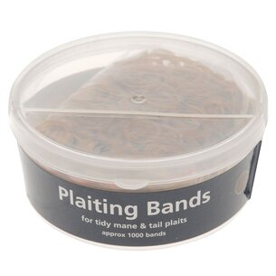Shires Plaiting Bands Tub