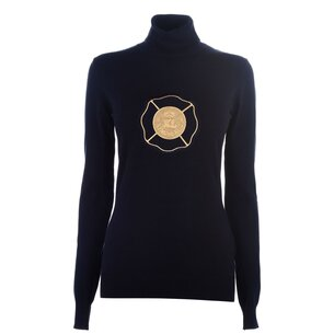 Kingsland Roll Neck Jumper Ladies