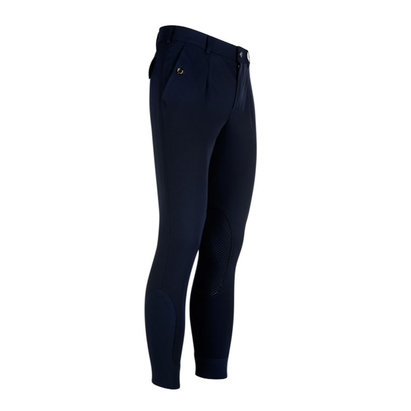 Eurostar Active Full Grip Mens Jodhpurs - Navy
