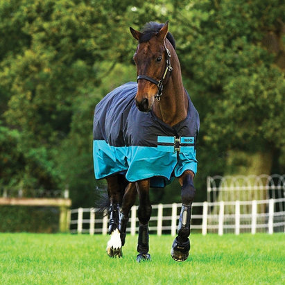 Mio Lightweight Standard Neck 0g Turnout Rug