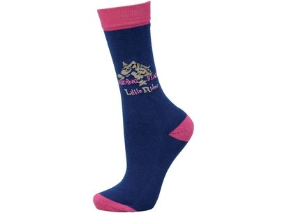 Hy Little Rider Pack of 3 Socks