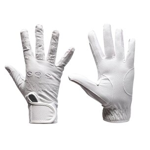 Just Togs Gatcombe Gloves - White
