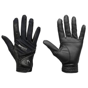 Roeckl Madrid Gloves - Black