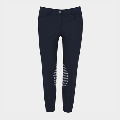 Dublin Skyline Gel Knee Patch Breeches