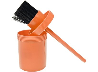 Roma Brights Hoof Brush and Bottle