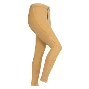 Shires SaddleHuggers Maids Jodhpurs - Canary