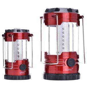 Gelert 12 LED + 18 LED Family Lantern Set