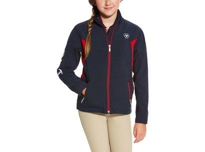 Ariat Team Softshell Jacket Junior