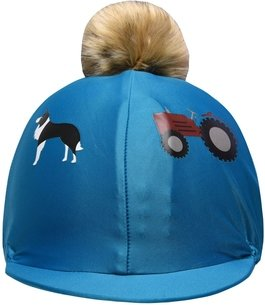 Shires Tikaboo Hat Cover